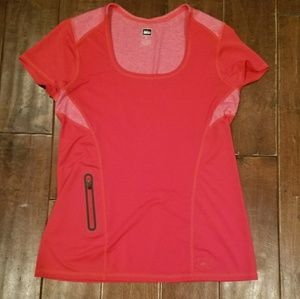 REI athletic top size medium
